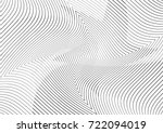 abstract twisted background....   Shutterstock .eps vector #722094019