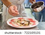 chef at work | Shutterstock . vector #722105131