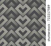 modern sacred geometry... | Shutterstock .eps vector #722217589