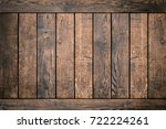 wood texture. background old... | Shutterstock . vector #722224261