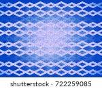 fabric pattern background. | Shutterstock . vector #722259085