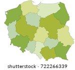 highly detailed editable... | Shutterstock .eps vector #722266339