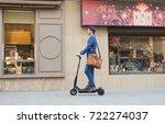 bucharest  romania    octomber...   Shutterstock . vector #722274037