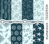 Different Seamless Patterns Se...