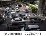 bangkok  thailand   september...   Shutterstock . vector #722367445