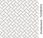 vector pattern. modern stylish... | Shutterstock .eps vector #722383531