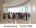 taipei taiwan   september 23 ... | Shutterstock . vector #722417989