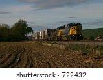 Csx Train Q156