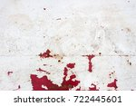 old metal wall  texture... | Shutterstock . vector #722445601