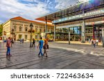 serbia  belgrade   september 19 ... | Shutterstock . vector #722463634