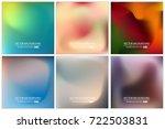 abstract creative concept...   Shutterstock .eps vector #722503831