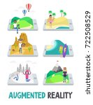 augmented reality conceptual...
