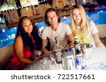 odessa  ukraine july 11  2015 ... | Shutterstock . vector #722517661