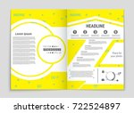 abstract vector layout... | Shutterstock .eps vector #722524897