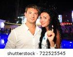 odessa  ukraine july 11  2014 ... | Shutterstock . vector #722525545