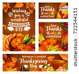 Thanksgiving Day Greeting Card...