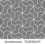 vector seamless pattern. modern ... | Shutterstock .eps vector #722550247