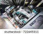 frankfurt  germany  sep 12 24 ... | Shutterstock . vector #722645311