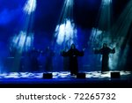 minsk  belarus   october 24 ... | Shutterstock . vector #72265732