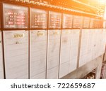 plc programable logic controler ... | Shutterstock . vector #722659687