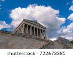 regensburg  germany   august 05 ... | Shutterstock . vector #722673385