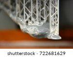 stereolithography dpl 3d... | Shutterstock . vector #722681629
