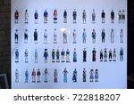 new york  ny   september 07 ... | Shutterstock . vector #722818207