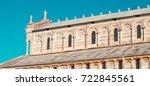 Pisa  Tuscany. Detail Of...