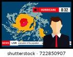 Breaking News   Hurricane...