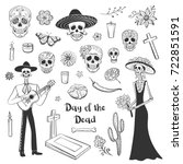 """collection of sketches """"day of... 