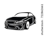 car vector | Shutterstock .eps vector #722862661