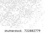 light silver  gray vector... | Shutterstock .eps vector #722882779