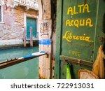 venice  italy   september 3 ... | Shutterstock . vector #722913031