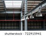 high bay lighting   Shutterstock . vector #722915941