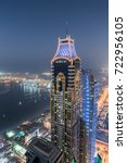 dubai  uae   jan 10  2017 ... | Shutterstock . vector #722956105