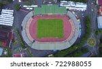 darulaman stadium   june 2017   ... | Shutterstock . vector #722988055