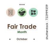 vector illustration for fair... | Shutterstock .eps vector #722999359