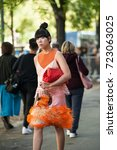 milan  italy   21 september... | Shutterstock . vector #723063025