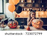 Happy Halloween  Little Cute...