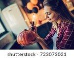 Happy Halloween  Attractive...