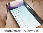 kazan  russian federation   sep ... | Shutterstock . vector #723094945