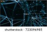 4k    full hd    hd ready... | Shutterstock . vector #723096985