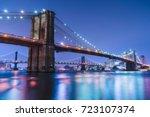 Beautiful Brooklyn Bridge At...