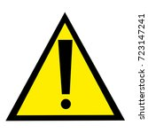 preventive sign | Shutterstock .eps vector #723147241