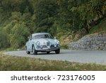 biella   italy   september 24 ... | Shutterstock . vector #723176005