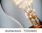 burning light | Shutterstock . vector #72324601