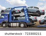 odessa  ukraine september 1 ... | Shutterstock . vector #723300211