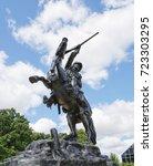 oklahoma city  usa sesptember... | Shutterstock . vector #723303295