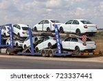 odessa  ukraine september 1 ...   Shutterstock . vector #723337441