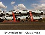 odessa  ukraine september 1 ... | Shutterstock . vector #723337465